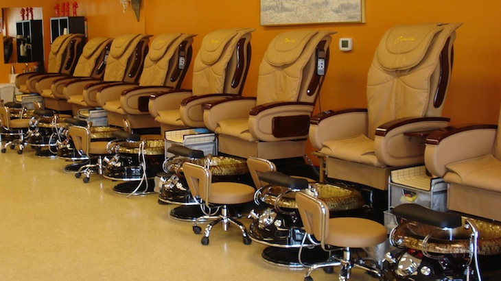 Look nails salon and spa discount tickets deal rush49 for Looks salon and spa