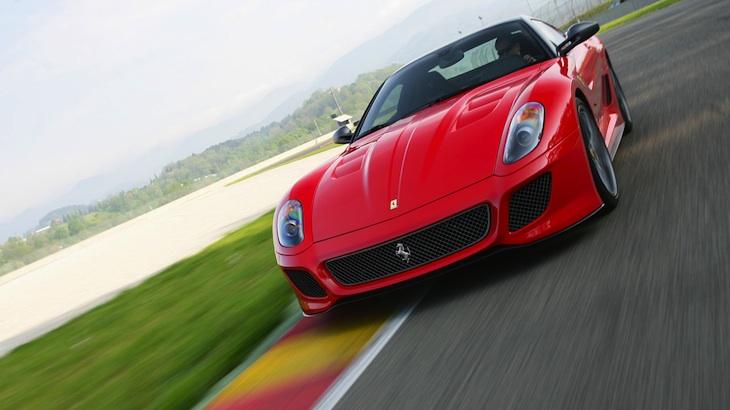 Lamborghini/Ferrari 3 lap High-Speed Ride-Along Experience