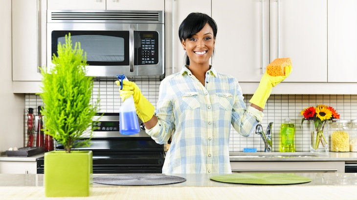 Holidays Special: Power Cleaning Package for Single Home or Apartment Under 2800 Sq. Feet