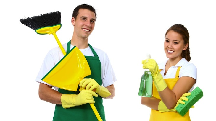 Power Cleaning Package for Single Home or Apartment Under 2800 Sq. Feet