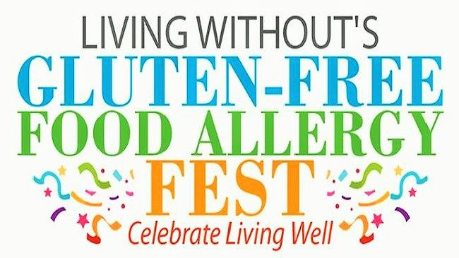 Two One Day Admissions for Living Withouts Gluten-Free Food Allergy Fest