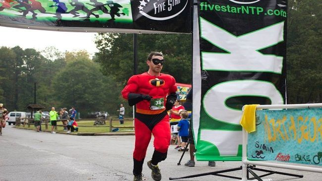 One Entry for The Super Run Race 5K
