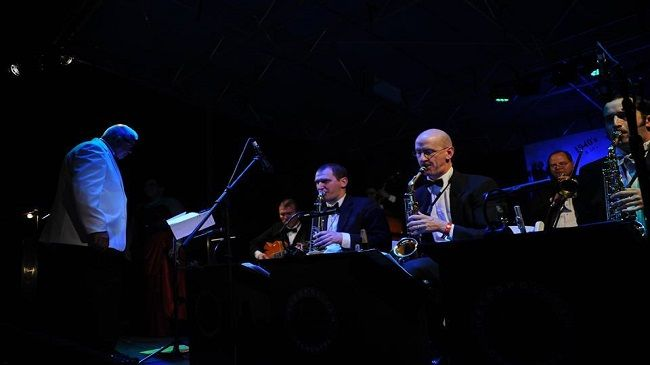 Two Admission to Metropolitan Jazz Orchestra