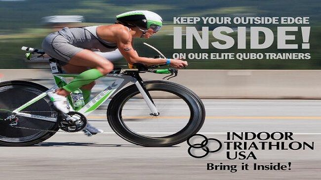 One Entry to The Indoor Triathlon USA!