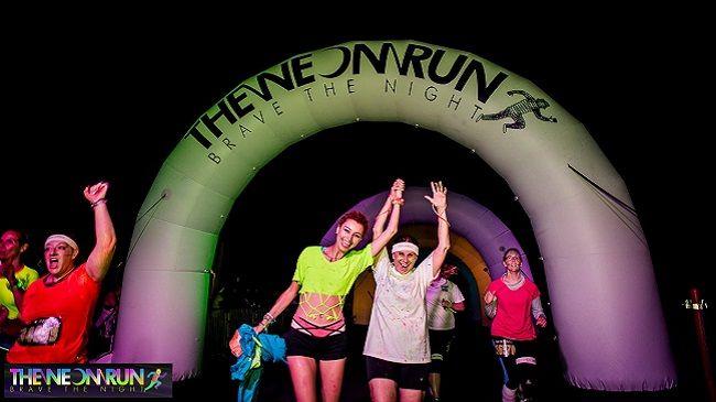 Neon Run 5K Entry