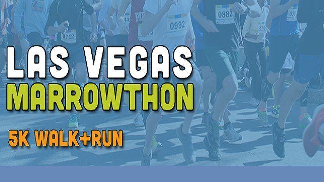 One Entry To Las Vegas Marrowthon