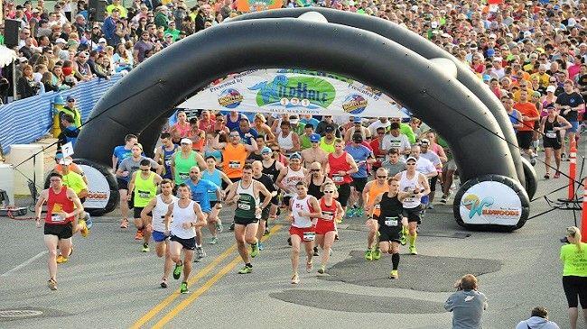 Admission to Wild Half Marathon