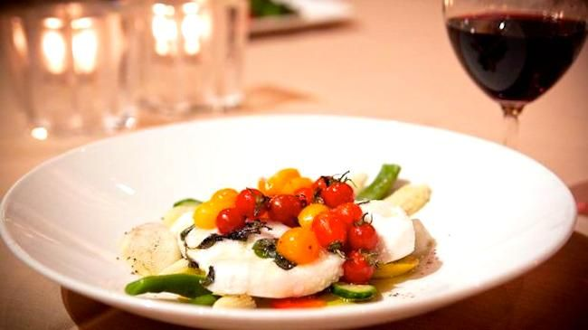 Five-Course Prix Fixe Italian Dinner for Two