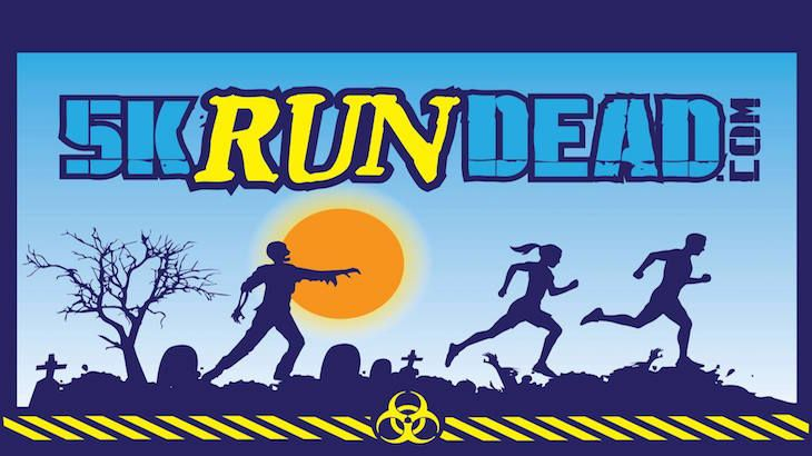 One Entry to 5K Run Dead
