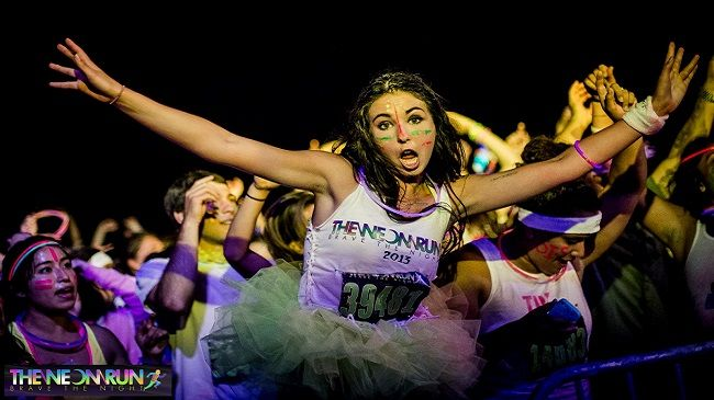 One Entry to The Neon Run