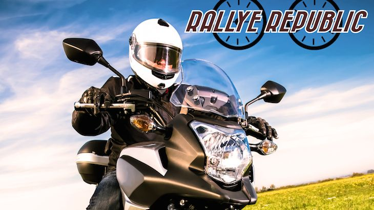 One Motorcycle Entry to Ace Moto Cafe Rallye