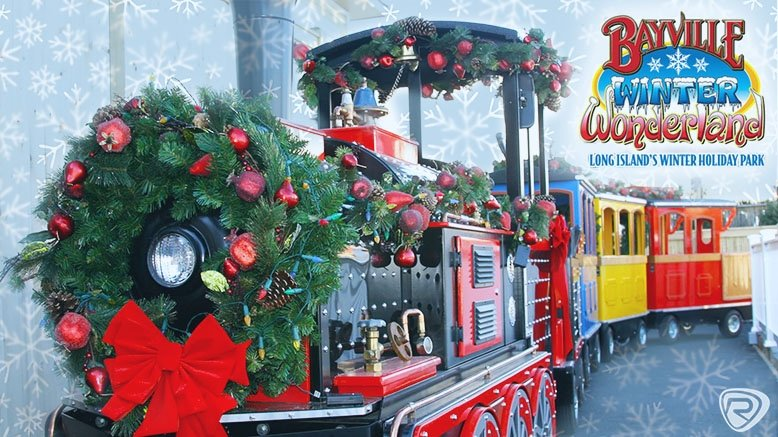 Winter Wonderland Admission for 2 People with 1 Santa Photo
