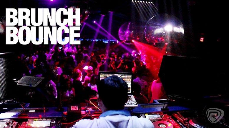 1 Admission to Brunch Bounce LA