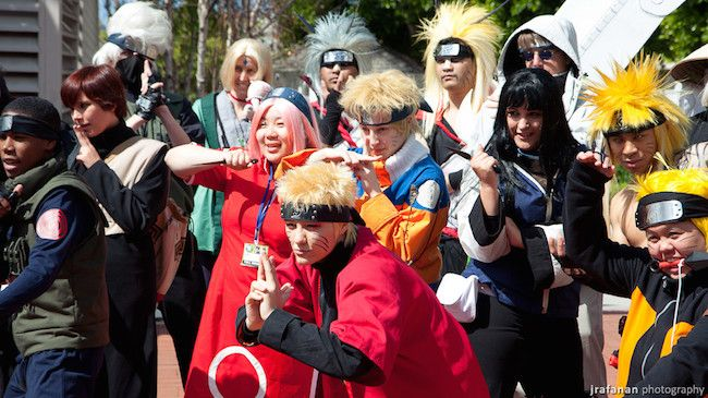 Admission to the Tri-City Anime Convention