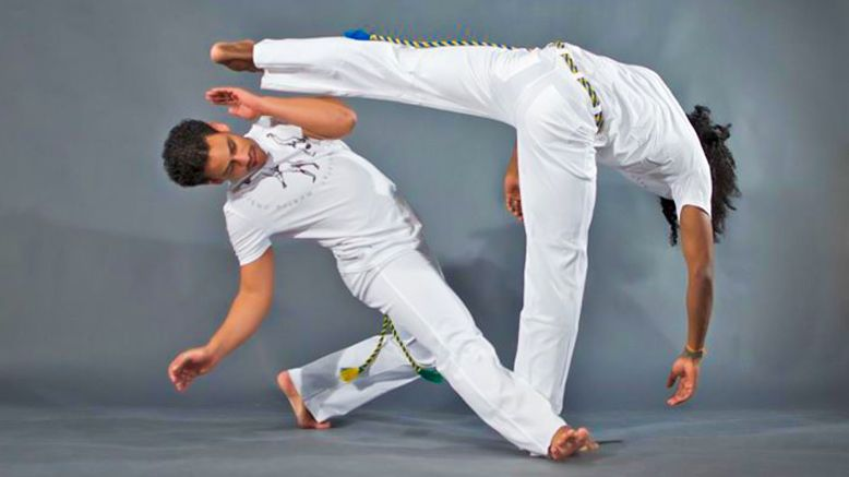 Three Classes at The New York Capoeira Center