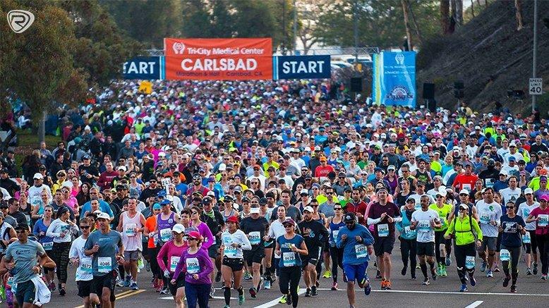 1 Entry to the Half Marathon