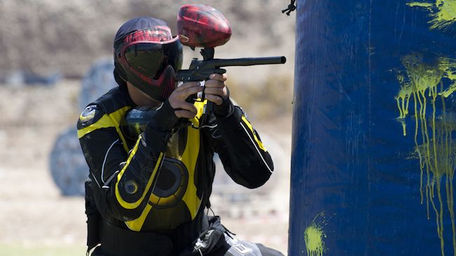 One Tactical Pursuit Paintball