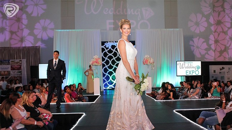 1 General Admission Entry to the Florida Wedding Expo