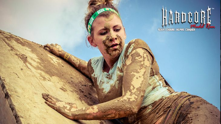 Entry To Hardcore Mudd Run Pain Camp - Miami FL