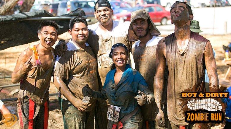 5K Hot an Dirty Mud Fest Entry (September 9th)