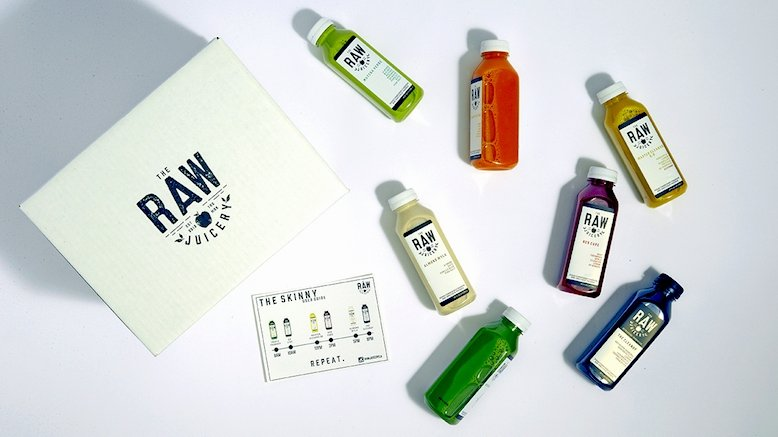 3-Day Juice Cleanse with Delivery