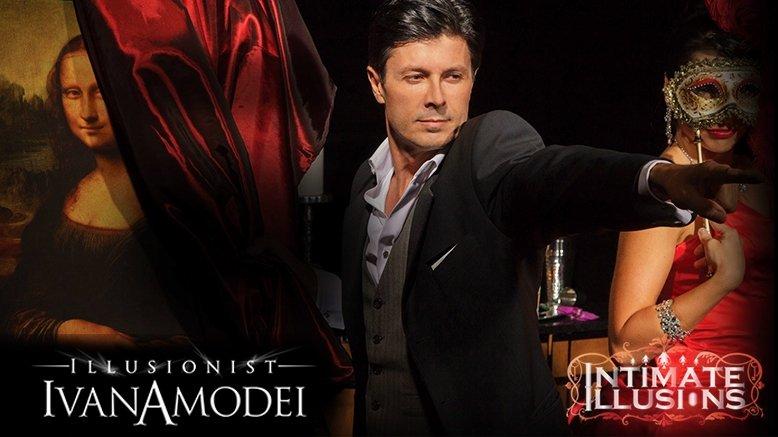1 GA to The Magic of Ivan Amodei Show