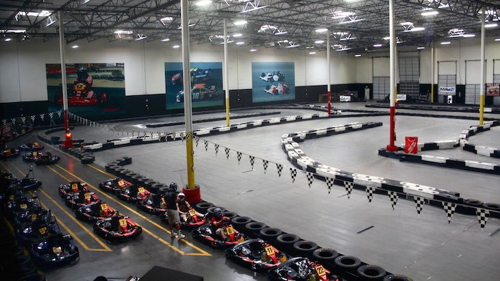 2 Go-Kart Races Each for Two (2) People
