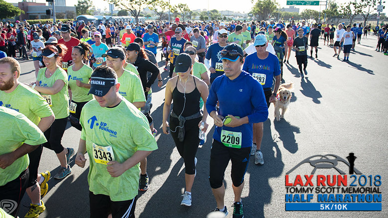 LAX Run 5K Entry for 1