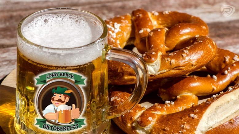 1 General Admission Ticket to Long Beach Oktoberfest