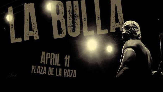 One Ticket to La Bulla Lucha Libre Wrestling Event
