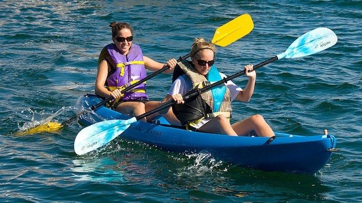 Three-Hour Guided Kayak Tour