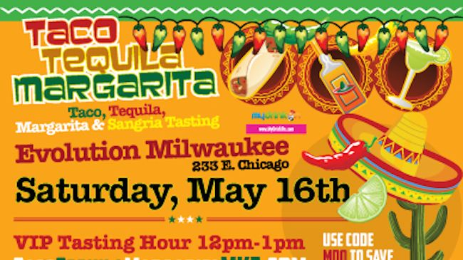 General Admission to Taco Tequila Margarita