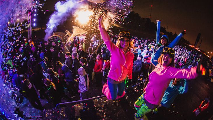 One Entry to Night Nation Run 5k Music Fest