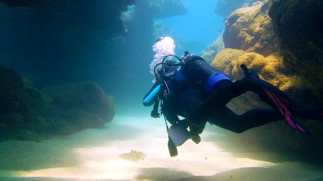 PADI Two-Tank Boat Dive for One