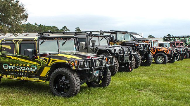 One Safari Party Hummer Experience