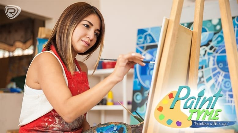 1 Painting Class (E-Ticket)