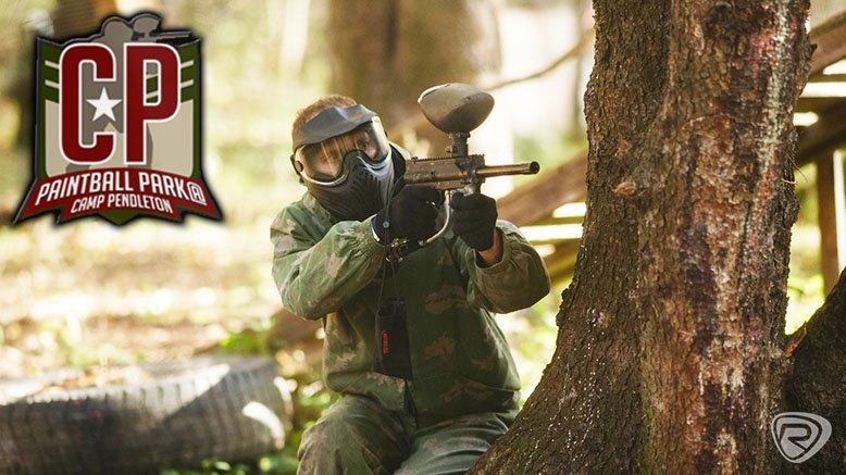 1 Paintball Package with 500 Rounds of Paintballs