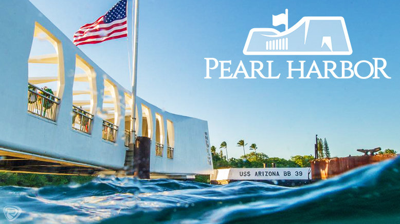 1 Entry to Aloha Pearl Harbor