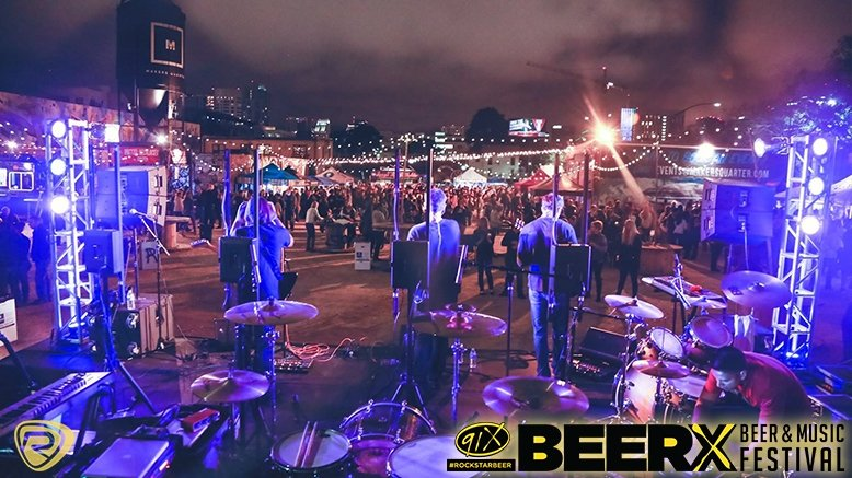 1 VIP Admission to Beer X San Diego