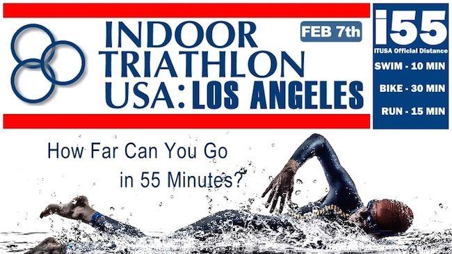 Entry to Indoor Triathlon USA