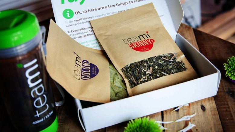 30-Day Tea Blend Detox Pack