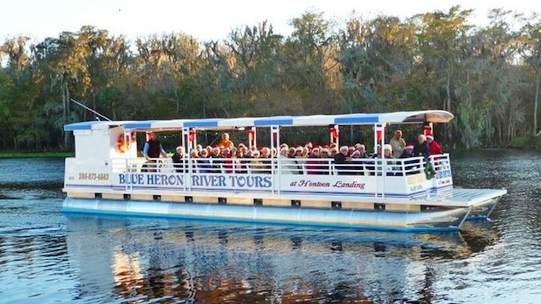 2-Hour Eco Boat Tour for 1