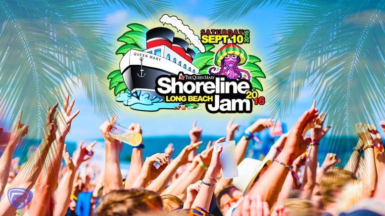 General Admission to Shoreline Jam