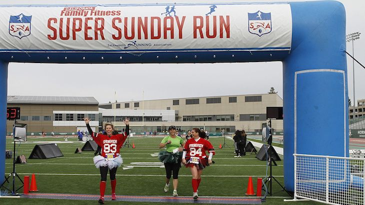 One Entry to Super Sunday Run 5K
