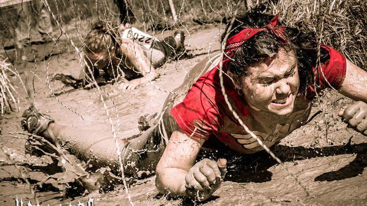 1 Saturday Entry to The Hardcore Mudd Run - ULTRA