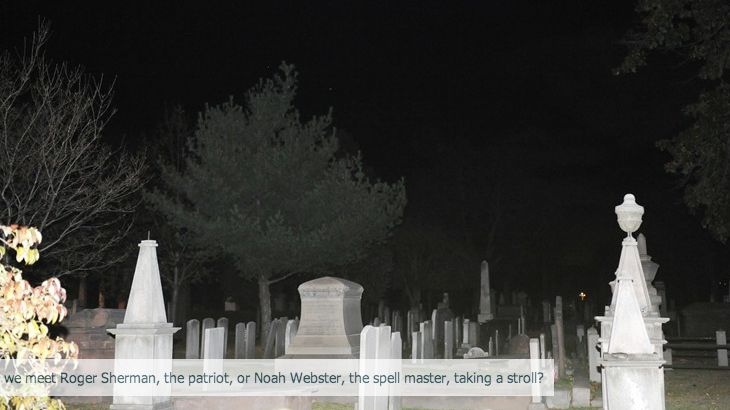 Ghosts of New Haven Tour For One