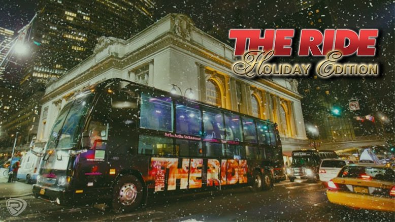 1 Ticket to THE RIDE Holiday Edition