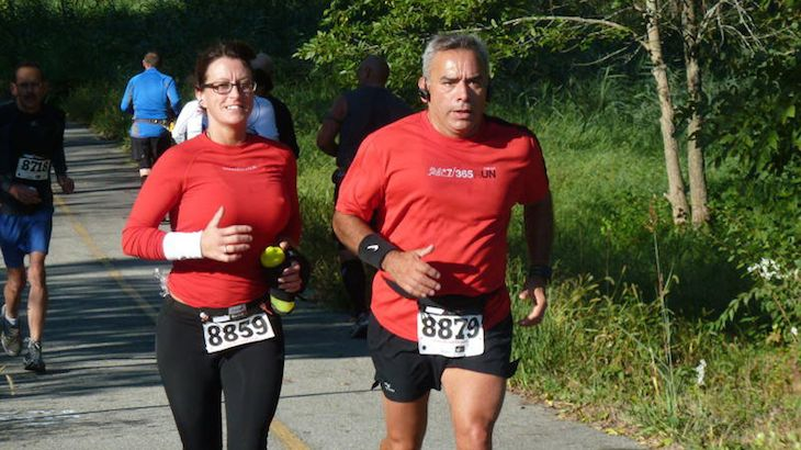 Admission to the Tri Town Community Marathon