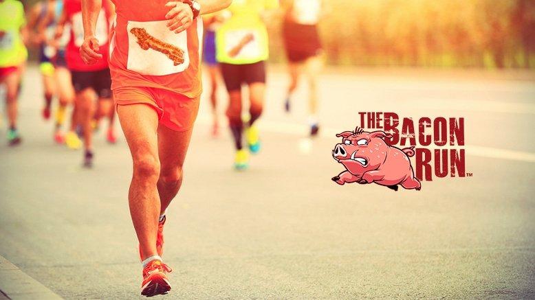 1 Entry to the Bacon Run