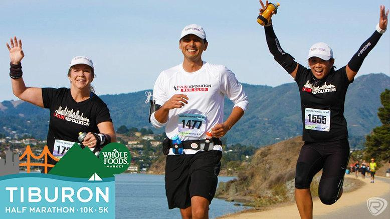 Tiburon Half Marathon Entry